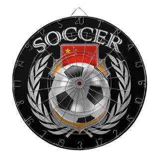 China Soccer 2016 Fan Gear Dartboards