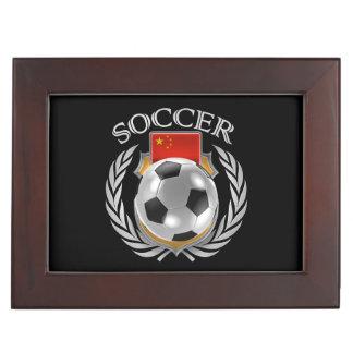 China Soccer 2016 Fan Gear Memory Box