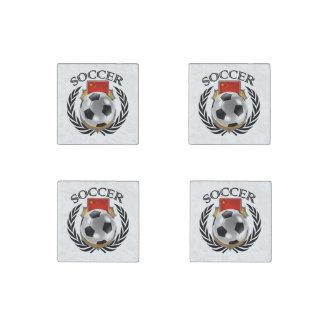China Soccer 2016 Fan Gear Stone Magnet