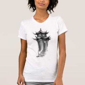 China stile t-shirt