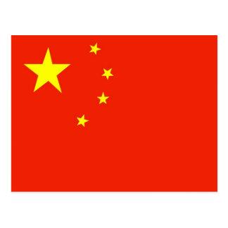 China Tarjeta Postal