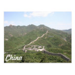 China Tarjetas Postales