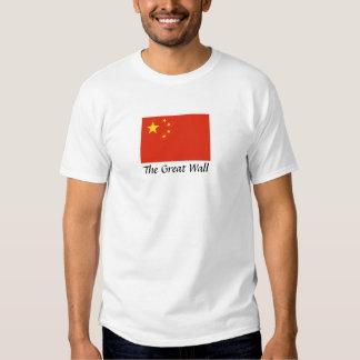 """China """"The Great Wall"""" Shirt"""