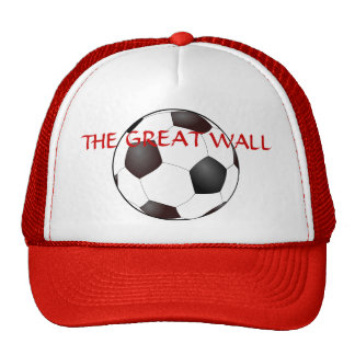 """China """"The Great Wall"""" Trucker Hat"""