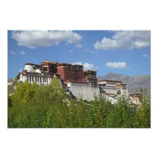 China, Tíbet, Lasa, el palacio Potala Fotografías
