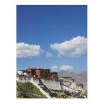 China, Tíbet, Lasa, el palacio Potala Postal