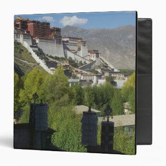 China, Tibet, Lhasa, Potala Palace 2 Binder