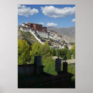China, Tibet, Lhasa, Potala Palace 2 Posters