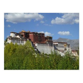 China, Tibet, Lhasa, Potala Palace 3 Postcard