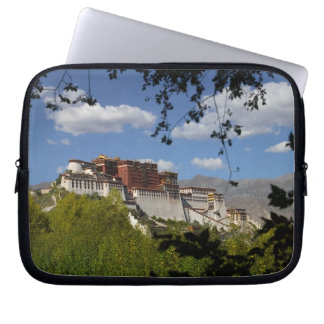 China, Tibet, Lhasa, Potala Palace Computer Sleeves