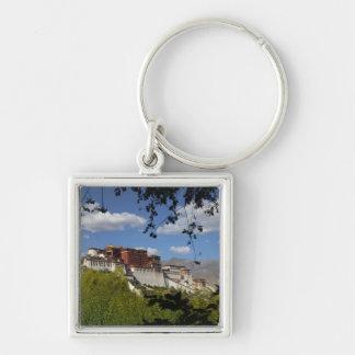 China, Tibet, Lhasa, Potala Palace Key Chain