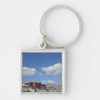 China, Tibet, Lhasa, Potala Palace Keychain