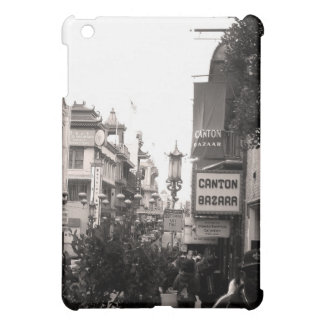 China Town Case For The iPad Mini