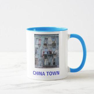 China_town_house2, CHINA TOWN Mug