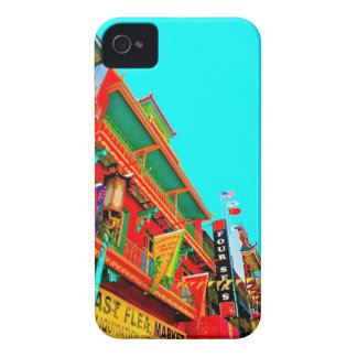 china town iPhone 4 cover