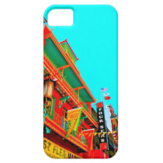 china town iPhone SE/5/5s case