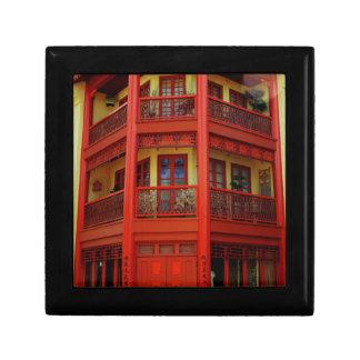 China Town Jewelry Box