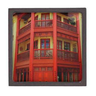 China Town Keepsake Box