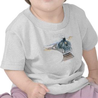 China Train Infant T Tees