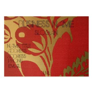 China Vase - Customized Business Card