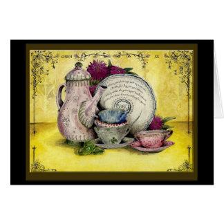 China Wedding Anniversary : Jupigio-Artwork.com Greeting Card