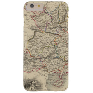 China y Burmah Funda Barely There iPhone 6 Plus