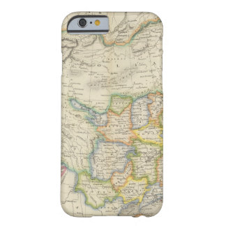 China y Japón Funda Barely There iPhone 6
