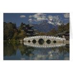 CHINA, Yunnan Province, Lijiang. Lijiang Old Greeting Card