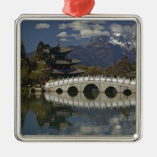 CHINA, Yunnan Province, Lijiang. Lijiang Old Metal Ornament