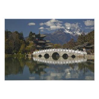 CHINA, Yunnan Province, Lijiang. Lijiang Old Photo
