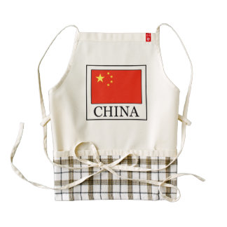 China Zazzle HEART Apron