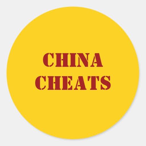 ChinaCheats Stickers