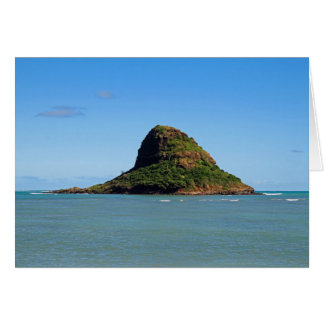 Chinaman's Hat Card