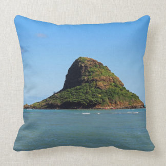 Chinaman's Hat Throw Pillow