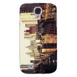 Chinatown Cityscape Galaxy S4 Case