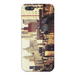 Chinatown Cityscape iPhone 5 Cases