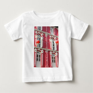 Chinatown colonial architecture Singapore Tee Shirt