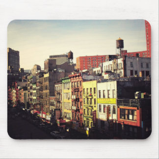 Chinatown From Above Mousepad