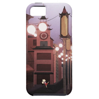Chinatown iPhone 5 Carcasas