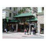 Chinatown Gate, San Francisco Photo Postcards