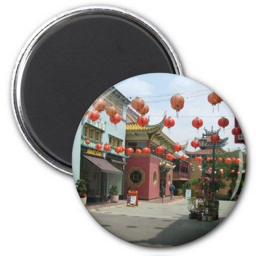 Chinatown Iman De Nevera
