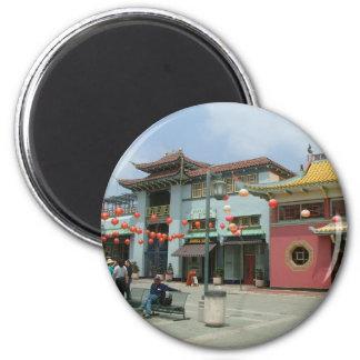 Chinatown Imán Redondo 5 Cm