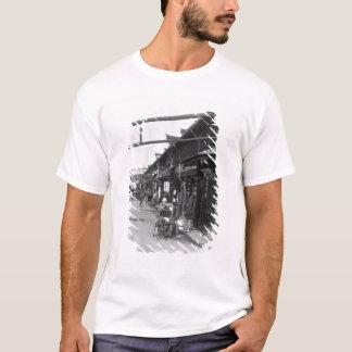 Chinatown in Shanghai, late 19th century T-Shirt