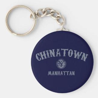 Chinatown Key Chain