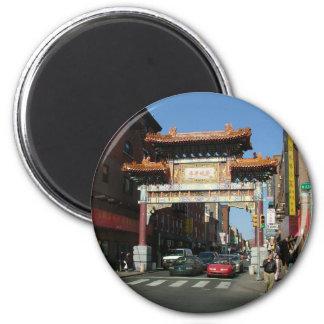 Chinatown Refrigerator Magnets