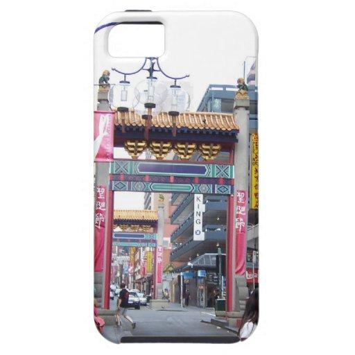 Chinatown - Melbourne, Australia iPhone 5 Cover