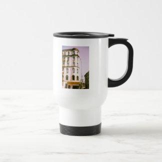 Chinatown, New York Travel Mug