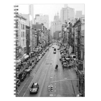 Chinatown Notebook