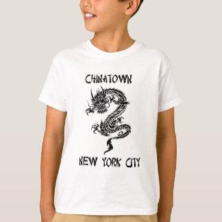 Chinatown Nueva York Playera