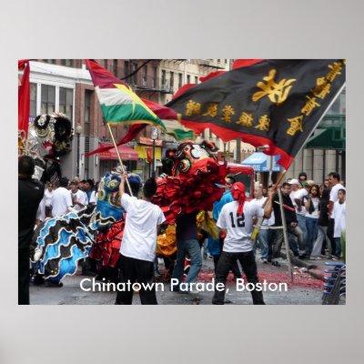 chinese new year twilight parade chinatown around town time new york